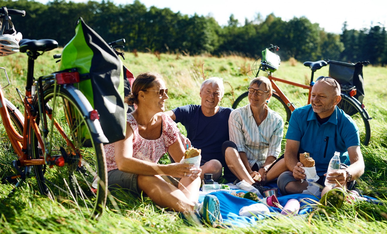 Visit Denmark and meet the happiest people in the world. Photo: Niclas Jessen / VisitDenmark